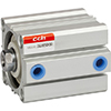 CQ2B CQ2A CDQ2 series Air Cylinder